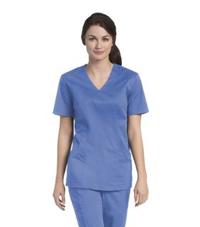 9048 Uflex V-Neck Tunic by Urbane
