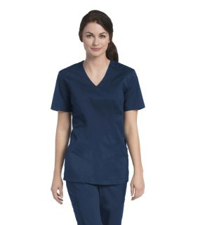 Womens Uflex V-Neck Tunic-Urbane