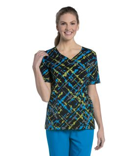 Womens Sweetheart Neck Tunic-Urbane