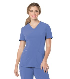 Activent V-Neck Tunic-Urbane