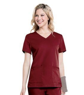 Chelsea Soft V-Neck Tunic-Urbane