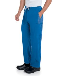 Quick Cool Mens Drawstring And Elastic Waist Pant-Urbane