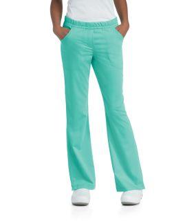 Womens Alexis Comfort Elastic Waist Pant-