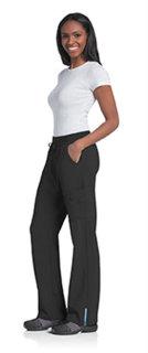 Convertible Waist Cargo Pant With Zipper Leg