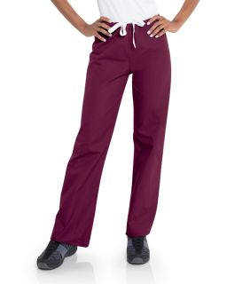 Womens Relaxed Drawstring Pant-