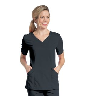 Womens Chloe Sweetheart Neck Tunic-