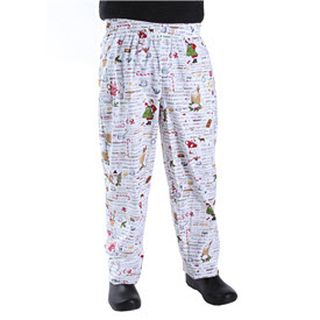 Unisex Ultimate Cotton Chef Pants-CHEFWEAR
