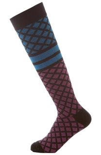 Criss Cross Compression Sock-Landau