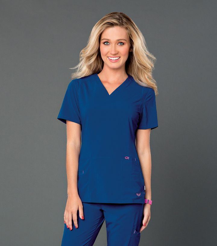SMITTEN-Rock Goddess- Smitten Top-House of Scrubs