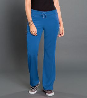 Electric -Womens Smitten Ponte Panel Front Pant-Smitten