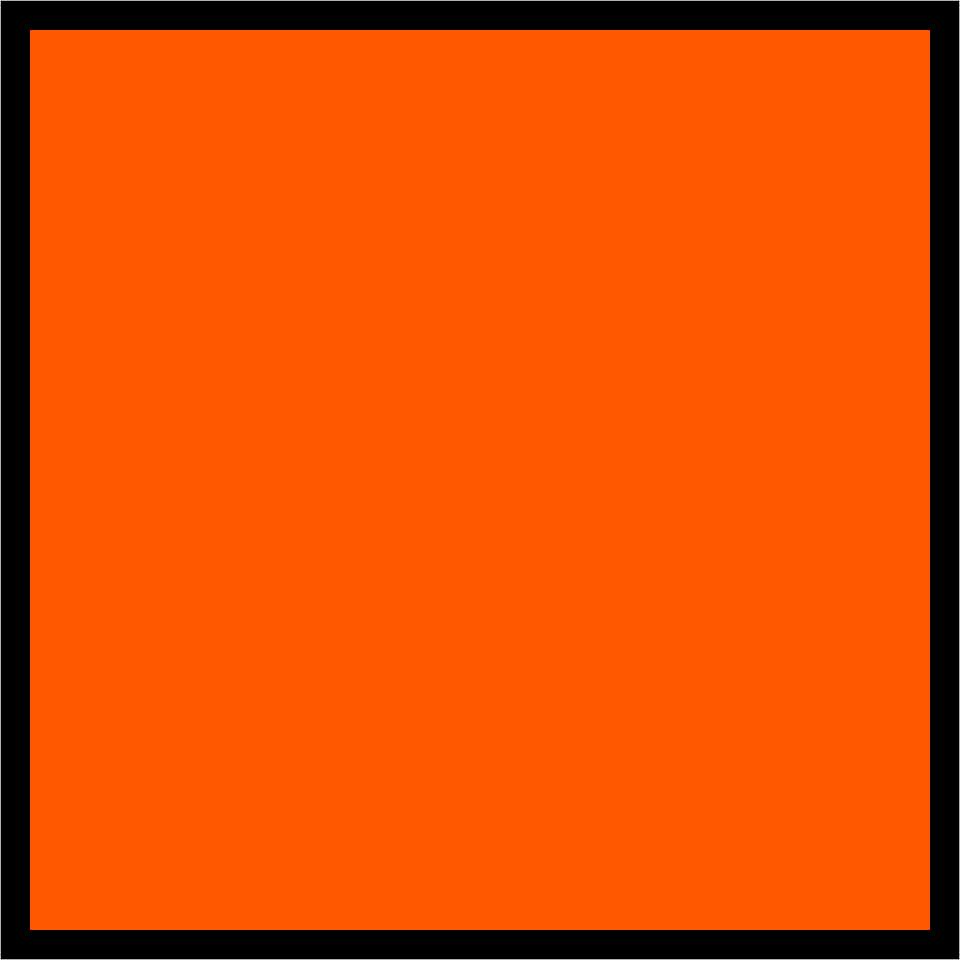 Hi-Vis Safety Orange