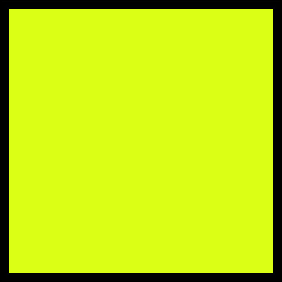 Hi-Vis Safety Green