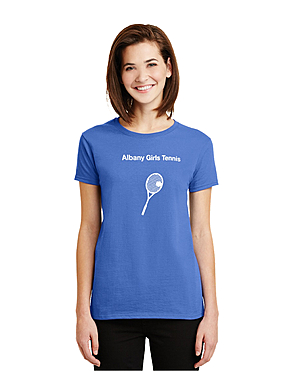 Dry Blend Short Sleeve T-Shirt 50/50-Faith Creative Names