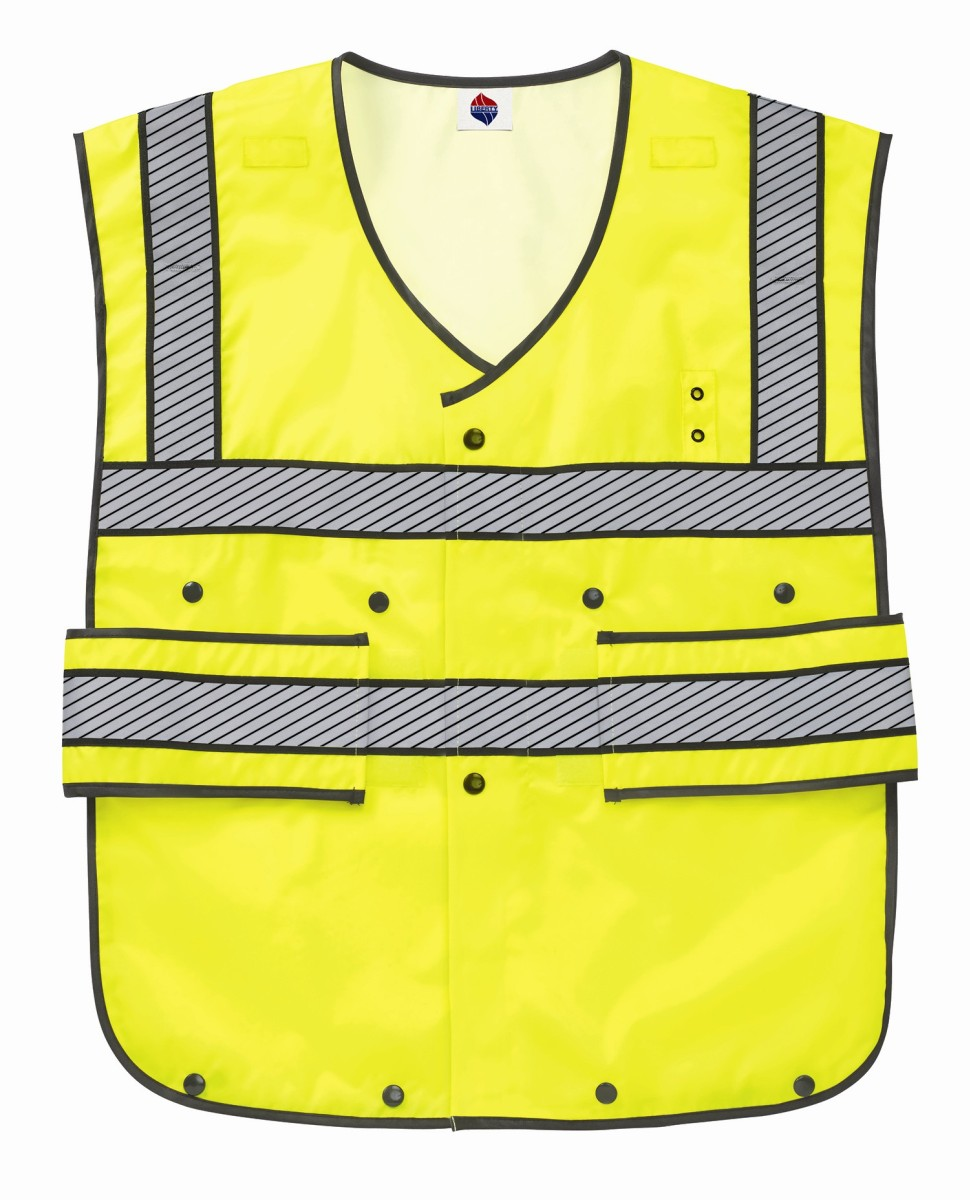 5-point break-away Safety Vest-Liberty Uniforms