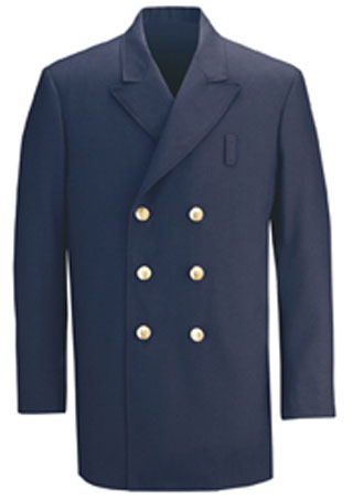 FD double breasted blouse coat-Liberty Uniforms