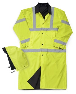 Reversible ANSI 3 Raincoat