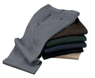Mens Twill Trouser-