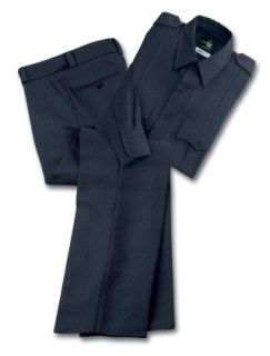 Ladies Comfort Zone Coolmax Class A Trouser-Liberty Uniforms