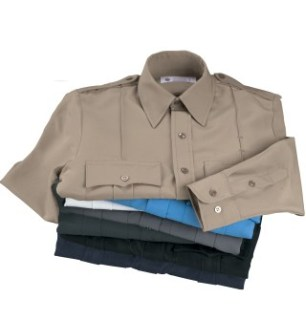 L/S, Police Shirt-Liberty Uniforms