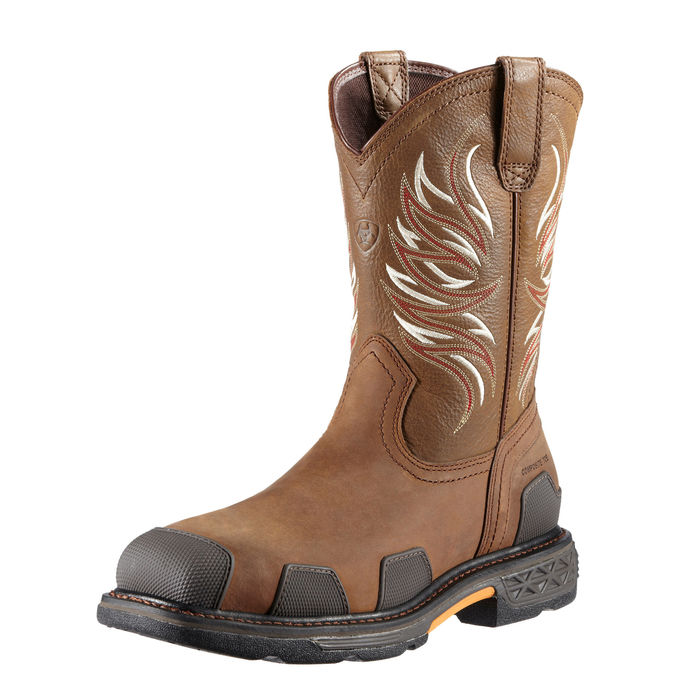 Overdrive Comp Toe-Ariat FR
