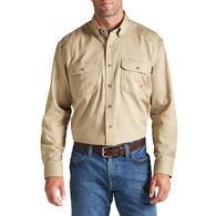 FR Solid Work Shirt-Renegade FR