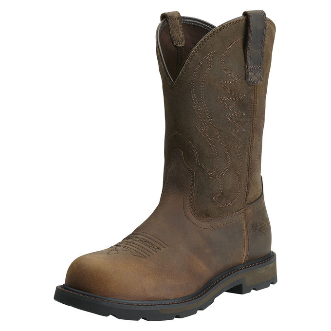 Groundbreaker Steel Toe-Ariat FR