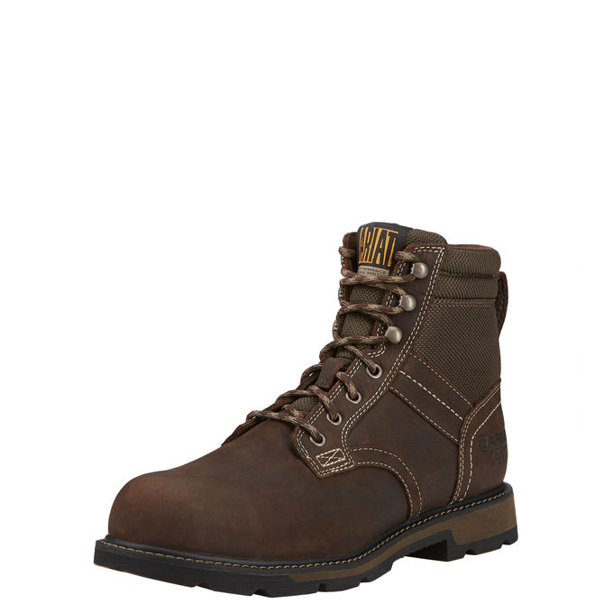 "Groundbreaker 6"" H2O Steel Toe-Ariat FR"