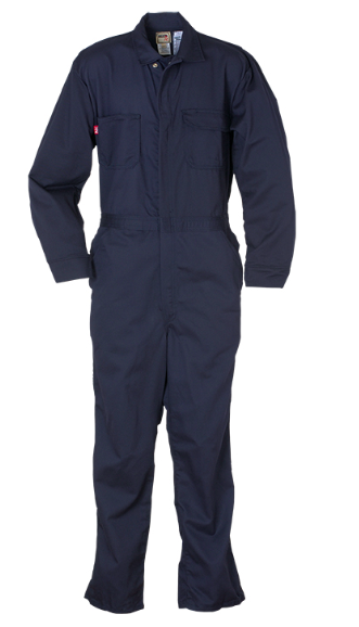 FR 88/12 Deluxe Coveralls-Reed