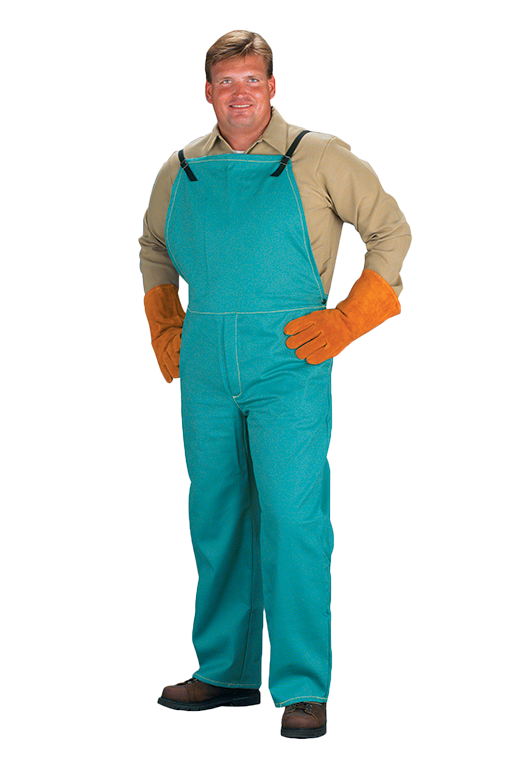 9 oz. Ultra Soft® Bib Overalls-Renegade FR