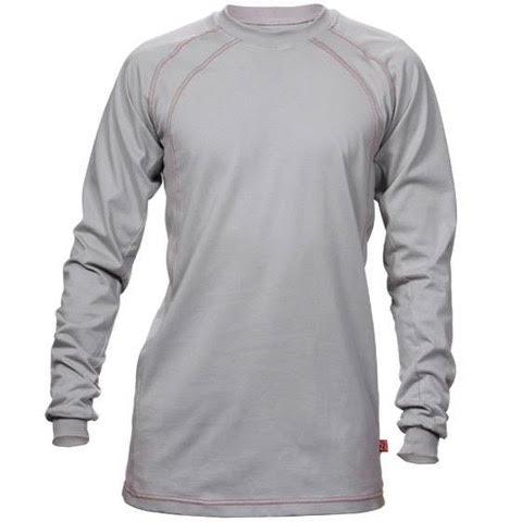 Crew Cotton Jersey Shirt-Renegade FR