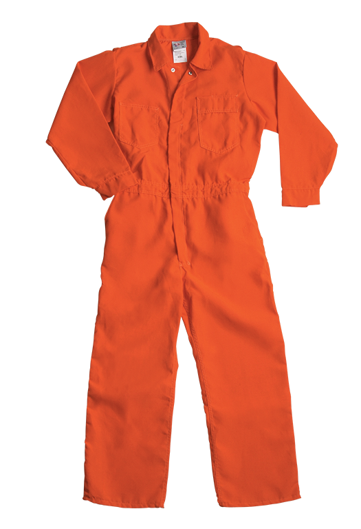 4.5 oz Nomex Contractor Coverall-Renegade FR