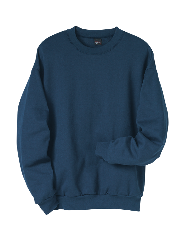 Ultra Soft® Fleece Crewneck Sweatshirt-Renegade FR
