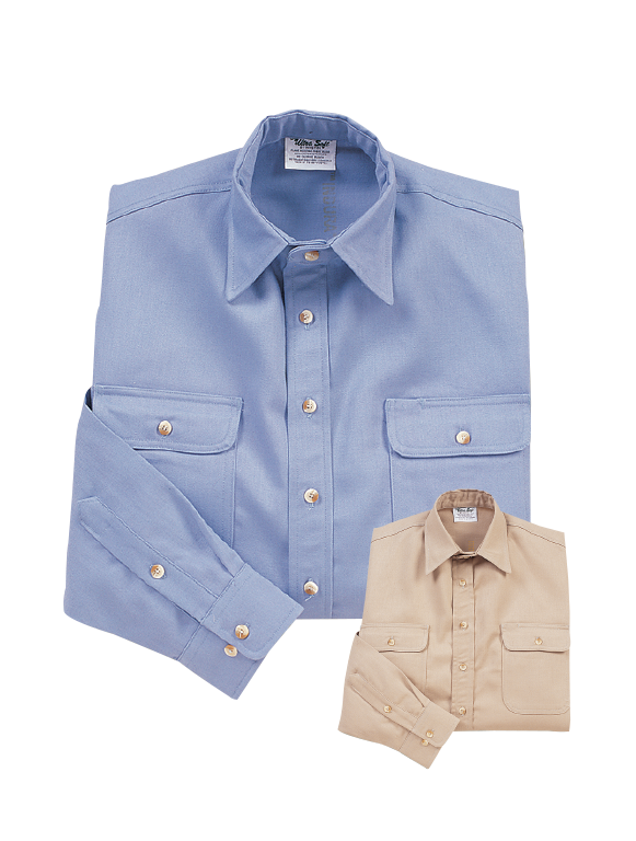 FR Ultrasoft Work Shirt-Renegade FR
