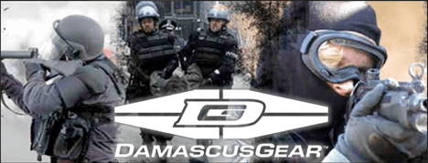 Damascus Gear