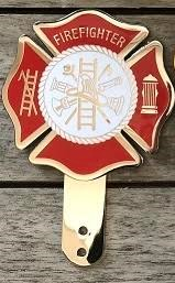 Firefighter Shield-Accessories