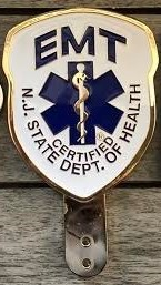 NJ EMT Shield-Accessories