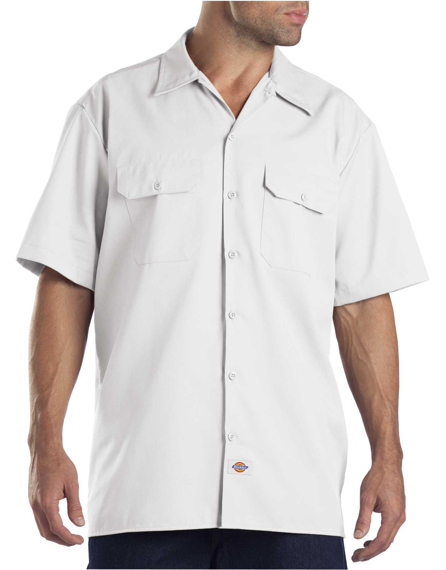 Ss Work Shirt-Dickies Industrial