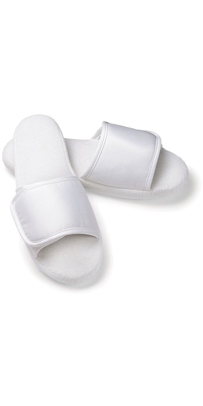 Microfibre Open Toe-YEAH BABY SPA WEAR