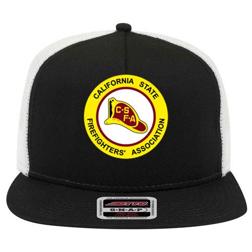 164-1217 Snap Back Hat Traditional Logo -