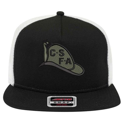 164-1217 Snap Back Hat Subdued Iconic Logo-
