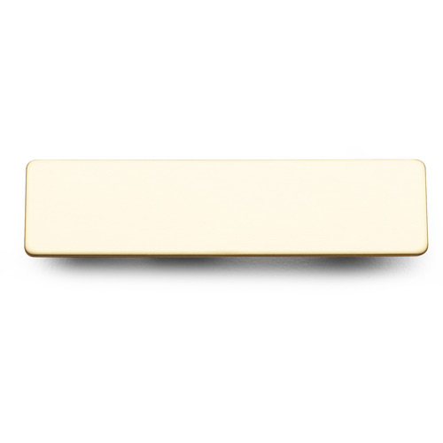 Gold Name Tag-