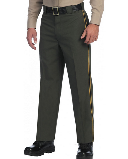 Men's Class A Pant with CDCR Braid-Tactsquad