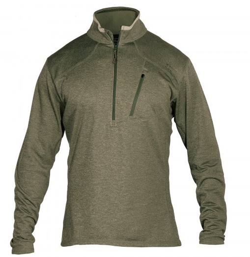 5.11 RECON Half Zip Fleece-5.11 Tactical