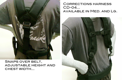 Belt Suspenders