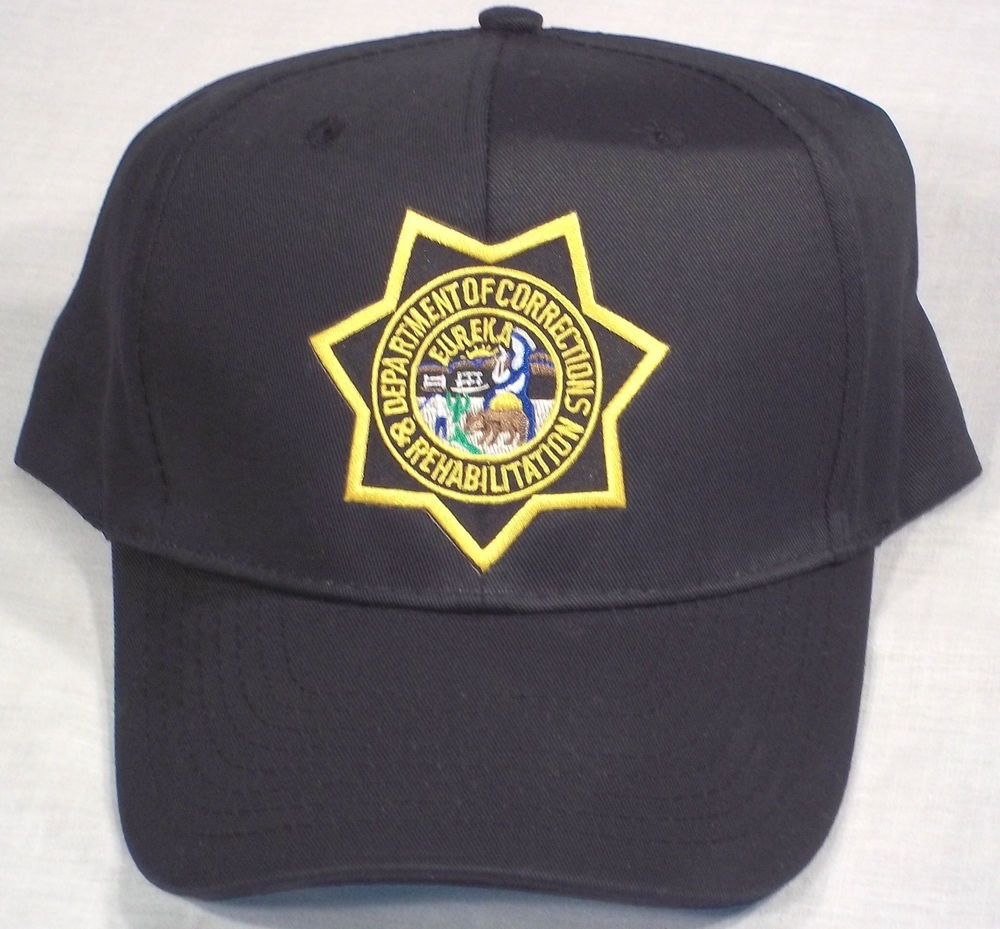 Baseball hat for CDCR-Ace Uniform
