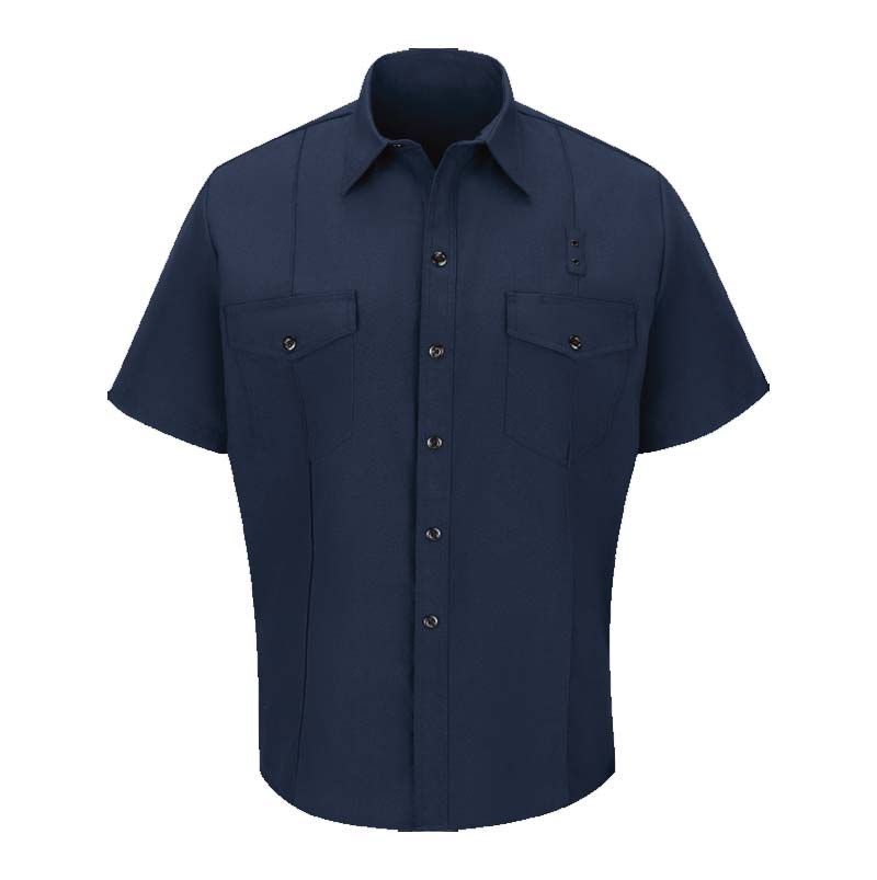 MEN'S CLASSIC SHORT SLEEVE FIREFIGHTER SHIRT-