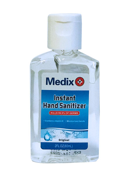 2oz Hand Sanitizer-Ace Uniform