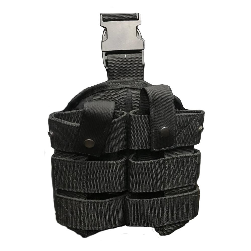 Double MK-9 Thigh Holder-Ace Uniform