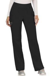 WW110P Mid Rise Straight Leg Pull-on Pant-