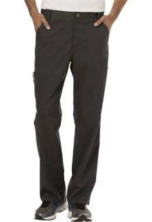 WW140 Men's Fly Front Pant-Cherokee Medical